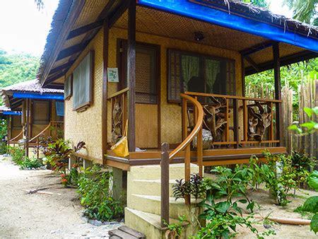 cottages  greenviews resort  el nido palawan