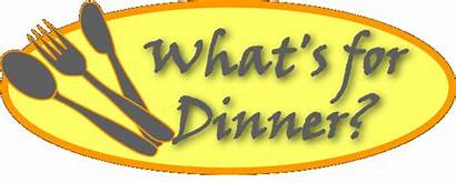 Dinner Clipart Clip Church Thanksgiving Night Whats