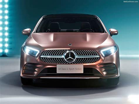 Gambar Mobil Mercedes A Class by Mercedes A Class L Sedan Depan Autonetmagz