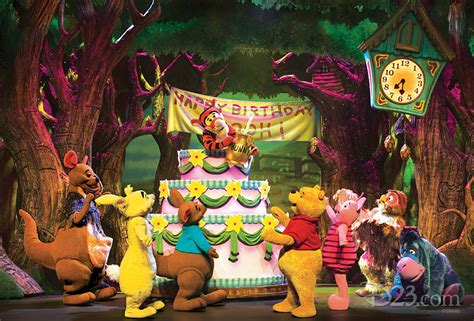 winnie the pooh live articles first disney live production 2004 d23