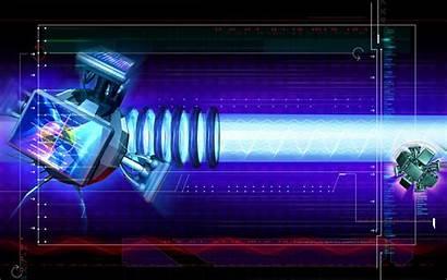 Tech Wallpapers 3d Future Technology Laser Background