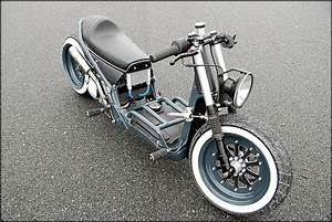 Custom Parts  Honda Ruckus Custom Parts