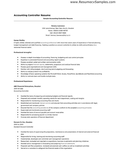 Key Skills Of Accountant In Resume by Accounting Skills Resume Resume Template 2017
