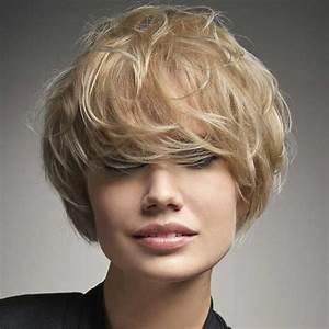 Coiffure Automne Hiver 2017 : coiffure cheveux courts vog tendances automne hiver 2016 2017 coiffures pinterest ~ Melissatoandfro.com Idées de Décoration