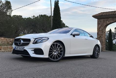 car mercedes 2017 2017 mercedes benz e class coupe review caradvice