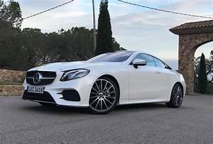 Mercedes E Class : 2017 mercedes benz e class coupe review caradvice ~ Medecine-chirurgie-esthetiques.com Avis de Voitures