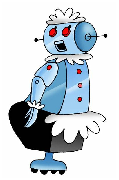 Jetsons Robot Maid Robots Google Characters Robotics