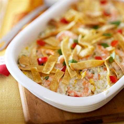 Myrecipes has 70,000+ tested recipes and videos to help you be a better cook. Spicy Shrimp Casserole   Recipe   Shrimp casserole, Spicy ...