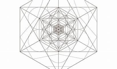 Sacred Coloring Geometry Symbols Printable Pages Healing