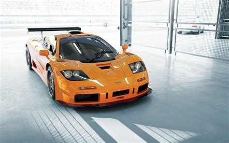 Daily Wallpaper: McLaren F1 GTR | I Like To Waste My Time
