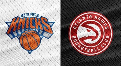 New York Knicks vs Atlanta Hawks Live Stream- NBAbite