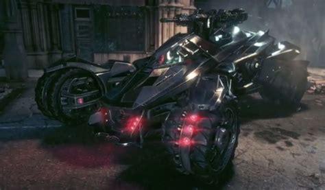 Video Batman Arkham Knight Batmobile Transforms In