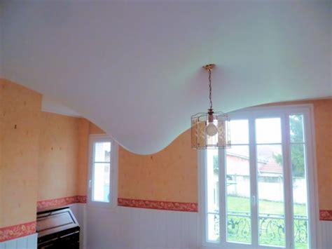 refaire un plafond avec le plafond tendu