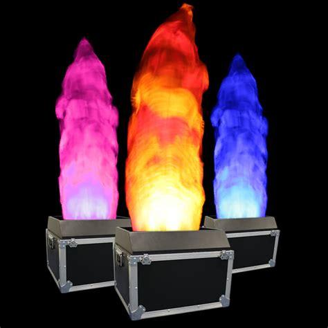 silk flame light hire london surrey led flame light hire