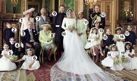 royal wedding meghan markle  prince harrys official