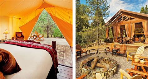 hotels    kind  camping tents