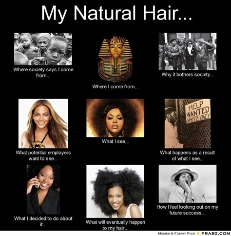Natural Hair Meme - natural hair memes tumblr image memes at relatably com