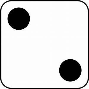 File:Dice-2-b.svg - Wikimedia Commons
