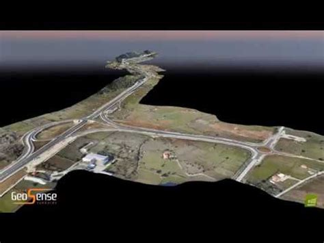 Pix4d  Dronemapping For Highway Asset Management Youtube