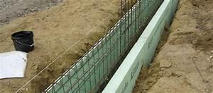 Fundament Für Mauer : mit dem streifenfundament frostfrei gr nden tipps ~ Whattoseeinmadrid.com Haus und Dekorationen