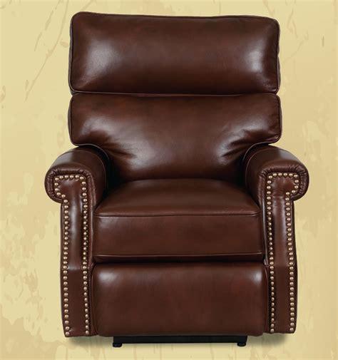 barcalounger leather recliner barcalounger lochmere ii recliner chair leather recliner