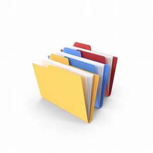 Three Folders Png Images  U0026 Psds For Download