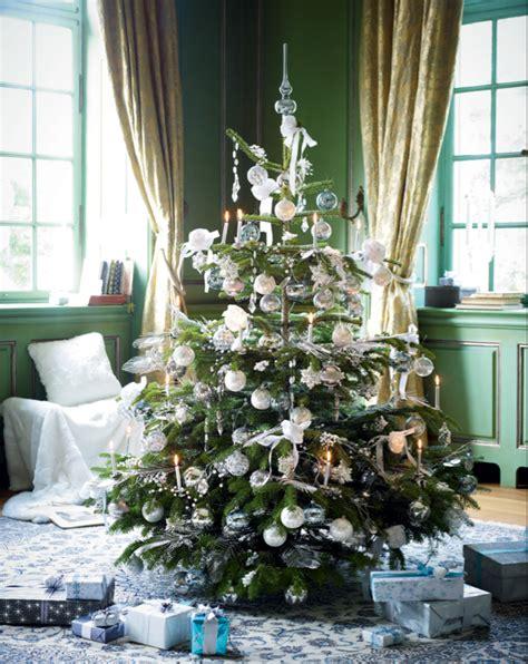 Weihnachtsbaum Modern Geschmückt by Weihnachtsb 228 Ume Sweet Home
