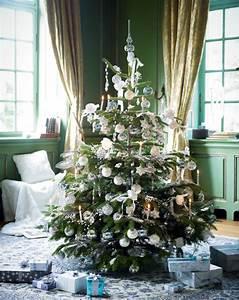 Geschmückte Weihnachtsbäume Christbaum Dekorieren : weihnachtsb ume sweet home ~ Markanthonyermac.com Haus und Dekorationen
