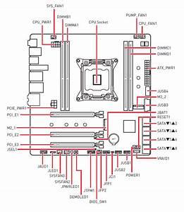 Msi X299m Gaming Pro Carbon Ac  U0026 X299m