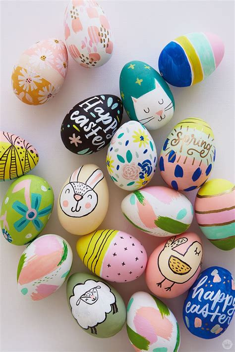 easter egg decorating ideas  designers