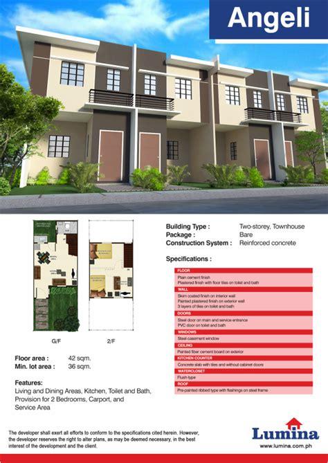 bria home general trias cavite townhouse brgy santiago