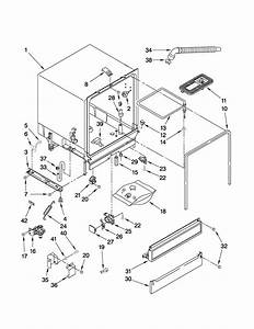 Ikea Undercounter Dishwasher Parts