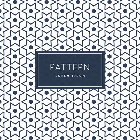 Abstract Geometric Shapes Pattern by Geometric Shape Abstract Pattern Free