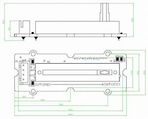 Linear Potentiometer Wiring Diagram