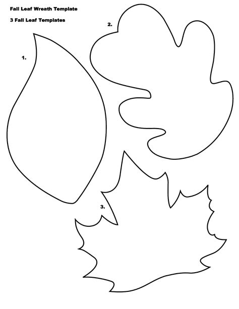 large leaf template best photos of free printable leaves template fall leaves blank leaf coloring page in coloring