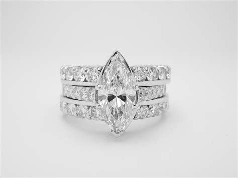 diamond rings fitting marquise