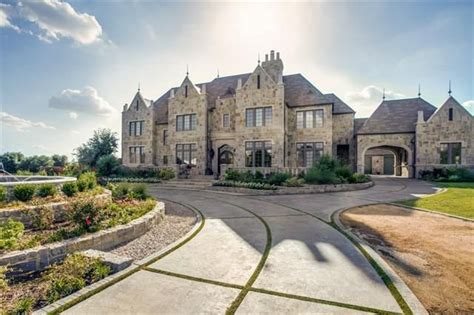 stunning quot castle quot home for sale at 10701 rogers road