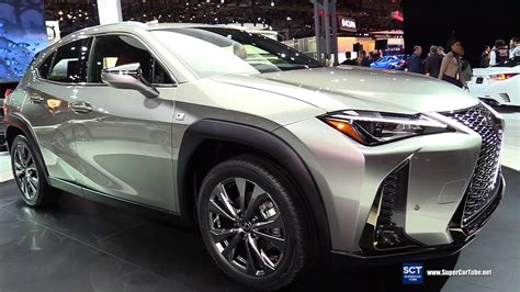 2019 Lexus Ux200 by 2019 Lexus Ux 200 F Sport Exterior And Interior