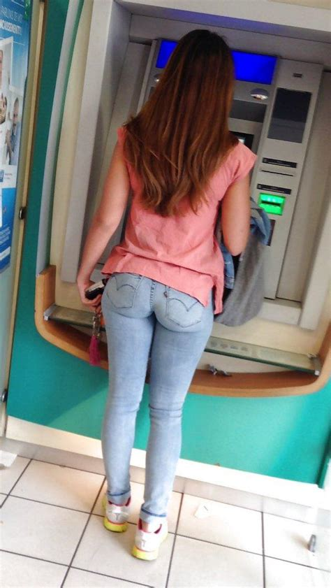 Voyeur Ass In Denim Shorts Sexy Candid Girls With Juicy