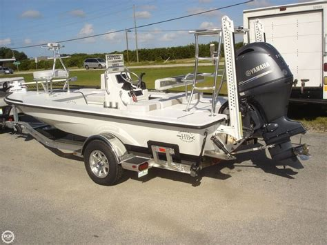 Hells Bay Boats by 2015 Used Hells Bay Marquesa Flats Fishing Boat For Sale