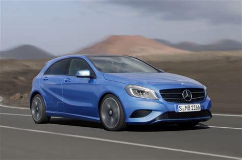 Mercedesbenz Aclass Fully Revealed 2012 Geneva Motor