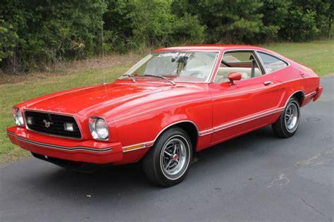 1978 Mustang Ii by Hemmings Find Of The Day 1978 Ford Mustang Ii Hemmings