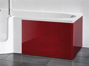 Dusche Verkleidung Kunststoff : artweger twinline 1 badewanne mit dusche ~ Sanjose-hotels-ca.com Haus und Dekorationen