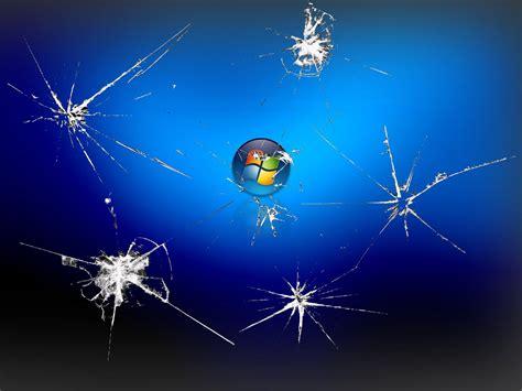 45 realistic cracked and broken screen wallpapers technosamrat