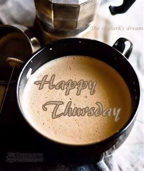 happy thursday coffee pictures   images