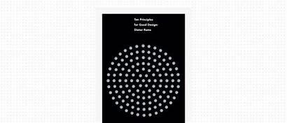 Dieter Rams Books Inspiring Principles Ten 2021