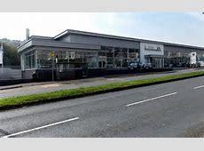 Trainer BMW dealership, Swansea © Jaggery Geograph