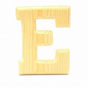 wood letter quotequot walmartca With big wood letters walmart
