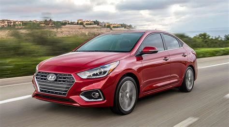 Hyundai Tribune by Test Drive 2019 Hyundai Accent Business The Courier