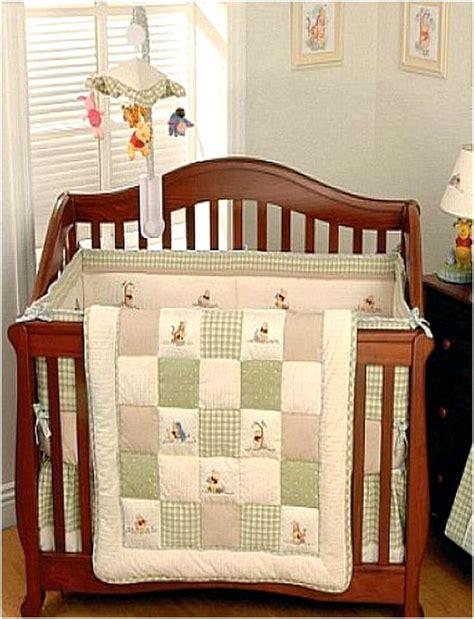 winnie the pooh nursery bedding for nursery room